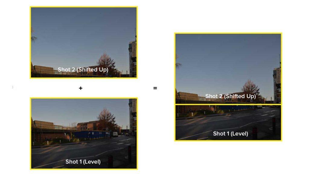 Tilt-Shift Photographs Combined