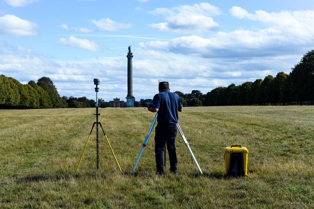 Verified Views Survey, Blenheim Palace