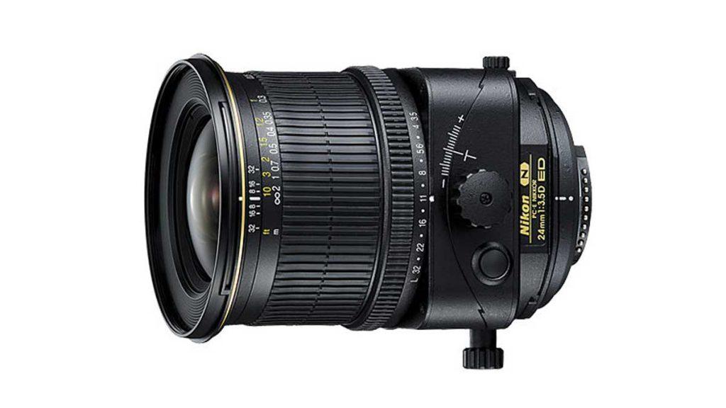 Tilt-Shift Lens 24mm Nikon